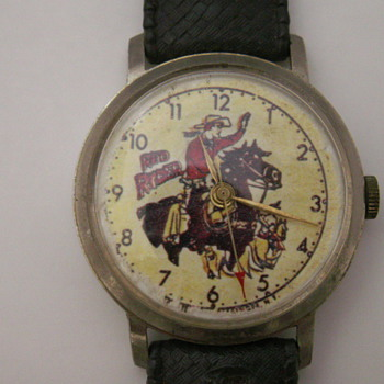 Red Ryder - Wristwatches