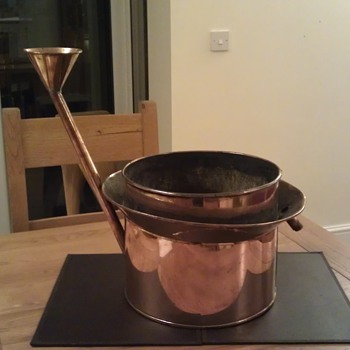 copper item? what is it? - Kitchen