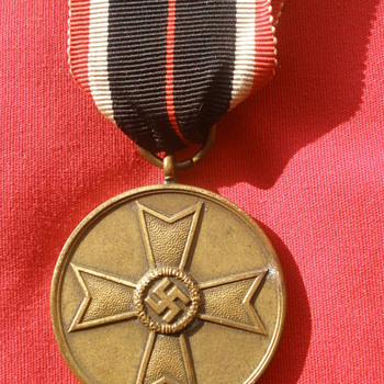 War Merit Medal, German WWII