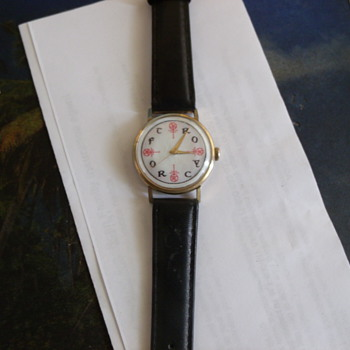 Lost in The Postal Service....Bum deal - Wristwatches