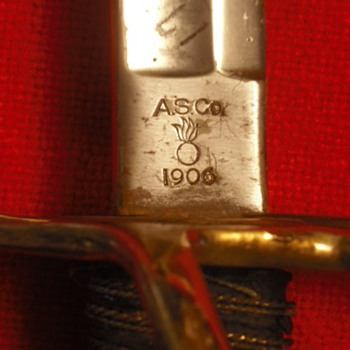 1840/1906 Hollywood Frankensword