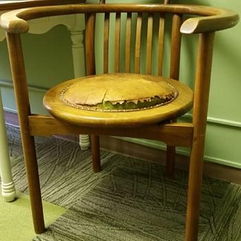 Barrel Chair?  - Furniture