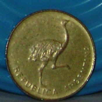 Republica Argentina Coin - World Coins