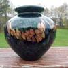 Splurged On This Art Glass Vase