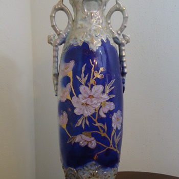 Staffordshire Vase 