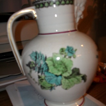 Grandma's Cabinet - China and Dinnerware