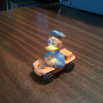 Donald Duck Matchbox?? - Model Cars