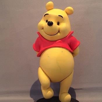 Winnie the poo - Figurines