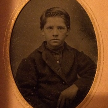 Post Civil War Era Tintype Photos Part One - Photographs