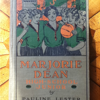 """Marjorie Dean: High School Junior"" by Pauline Lester"