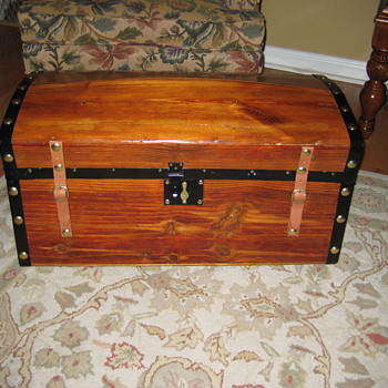 My Dome Top Jenny Lind Trunk - Furniture