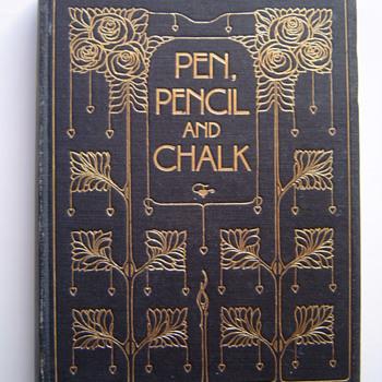 Art Nouveau Book