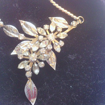 wwII homecoming present - Costume Jewelry