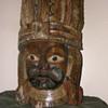 Sri Lankan Kolam mask