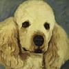 "Poodle Painting""XX Century"""