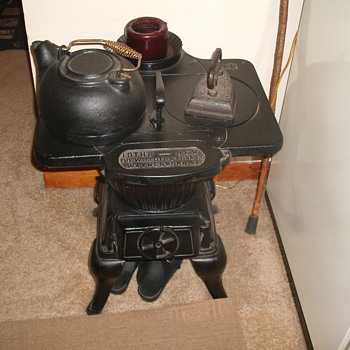 W.J Loth Stove