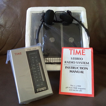 The Great 1980s TIME Giveaway Gadgets