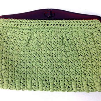 Crochet Vintage Clutches - Bags