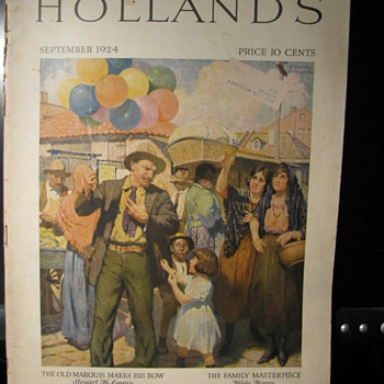 1924 Holland's Magazine