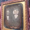 Daguerrotype family photo
