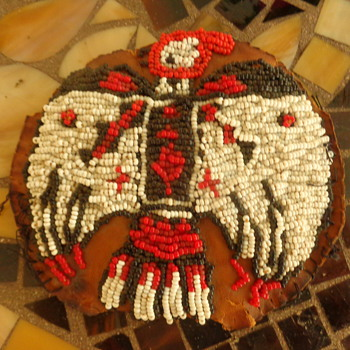 Beaded Patch - Native American