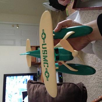 USMC seaplane toy - Toys