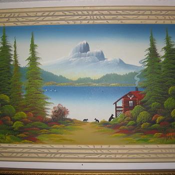 Levine Flexhaug Paintings - Visual Art