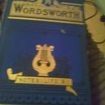 Wordsworth book