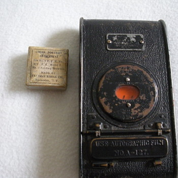 This is a very old camera
