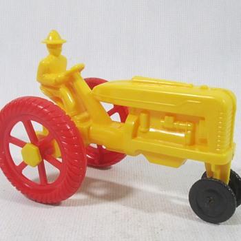 Plastic Farm Tractor