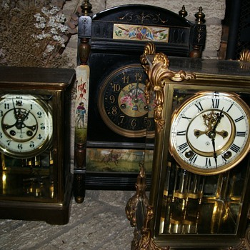 Too Many Clocks - Clocks