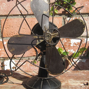 Electric Fan - Tools and Hardware