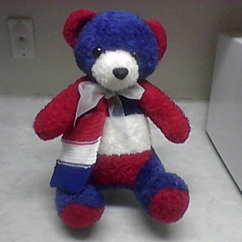 KELLY TEDDY BEAR - Dolls