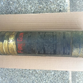 american lafrance foamite corporation fire extinguisher - Firefighting