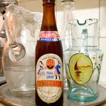 Zywiec Beer Poland... Cheers Ivonne!