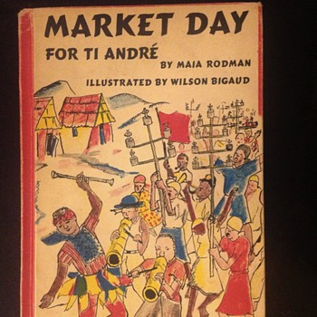 A market day for Ti Andre  (1952)