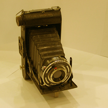 balda juwella folding camera - Cameras