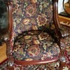 Victorian setee with 2 chairs