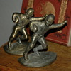 1940's football book ends