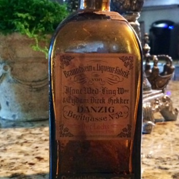 Old Liqueur Bottle Value? - Bottles