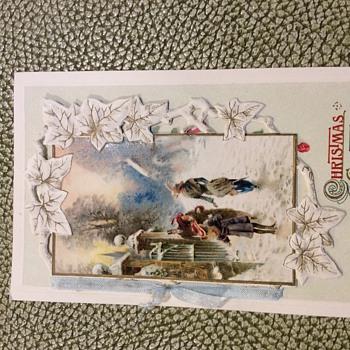 Christmas Greetings - Postcards