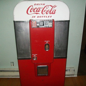 Vendo 80 - Coca-Cola