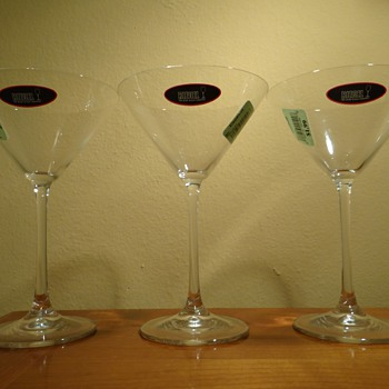 RIEDEL MARTINI - GERMANY  - Glassware