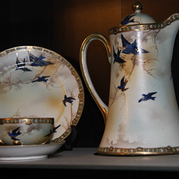 Blue Bird china - China and Dinnerware