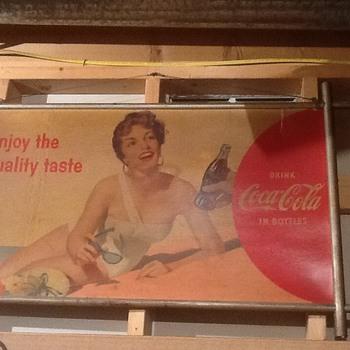 "Coca-Cola ""Quality Taste!"""