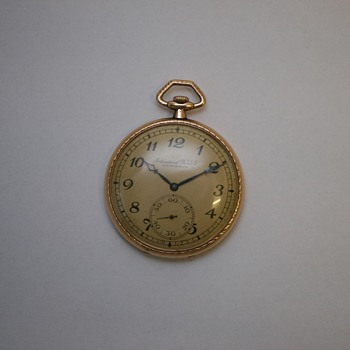 International Watch Co Schaffhausen - Pocket Watches
