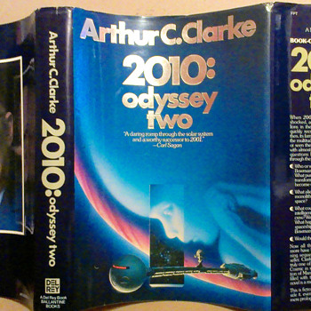 2010 Odyssey Two book - Books