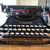 Folding Typewriter