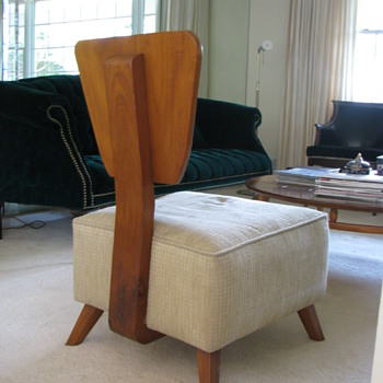 Help Identifying this Chair - Mid-Century Modern