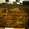 antique standard oil co. 1/2 gallon oil can
